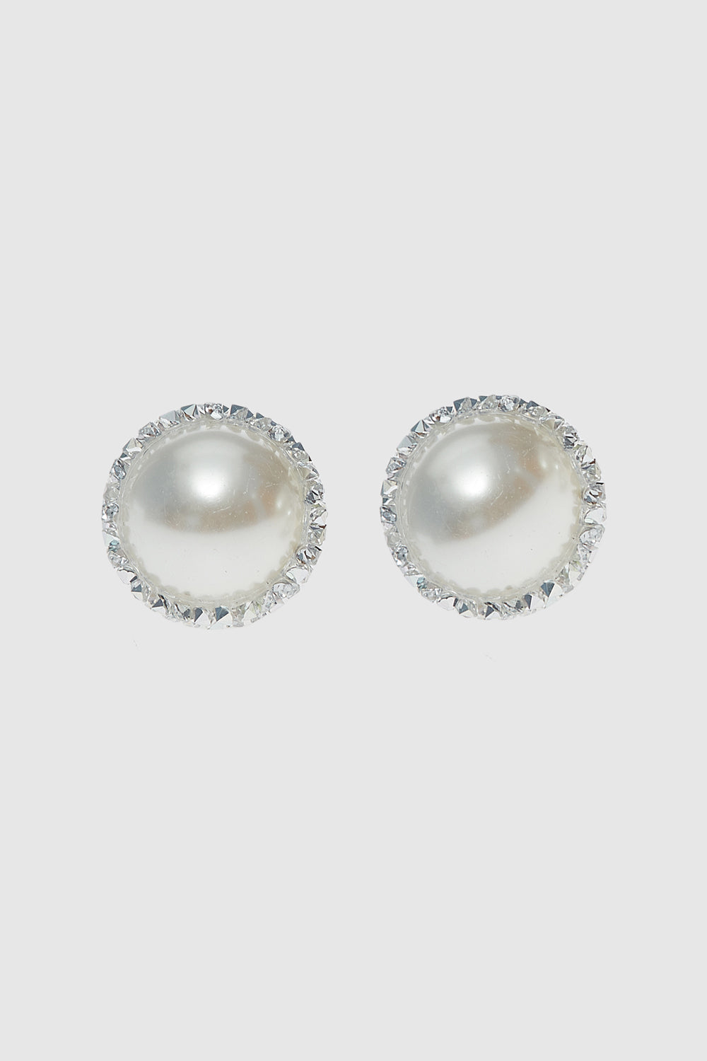 Stardust Earrings in White
