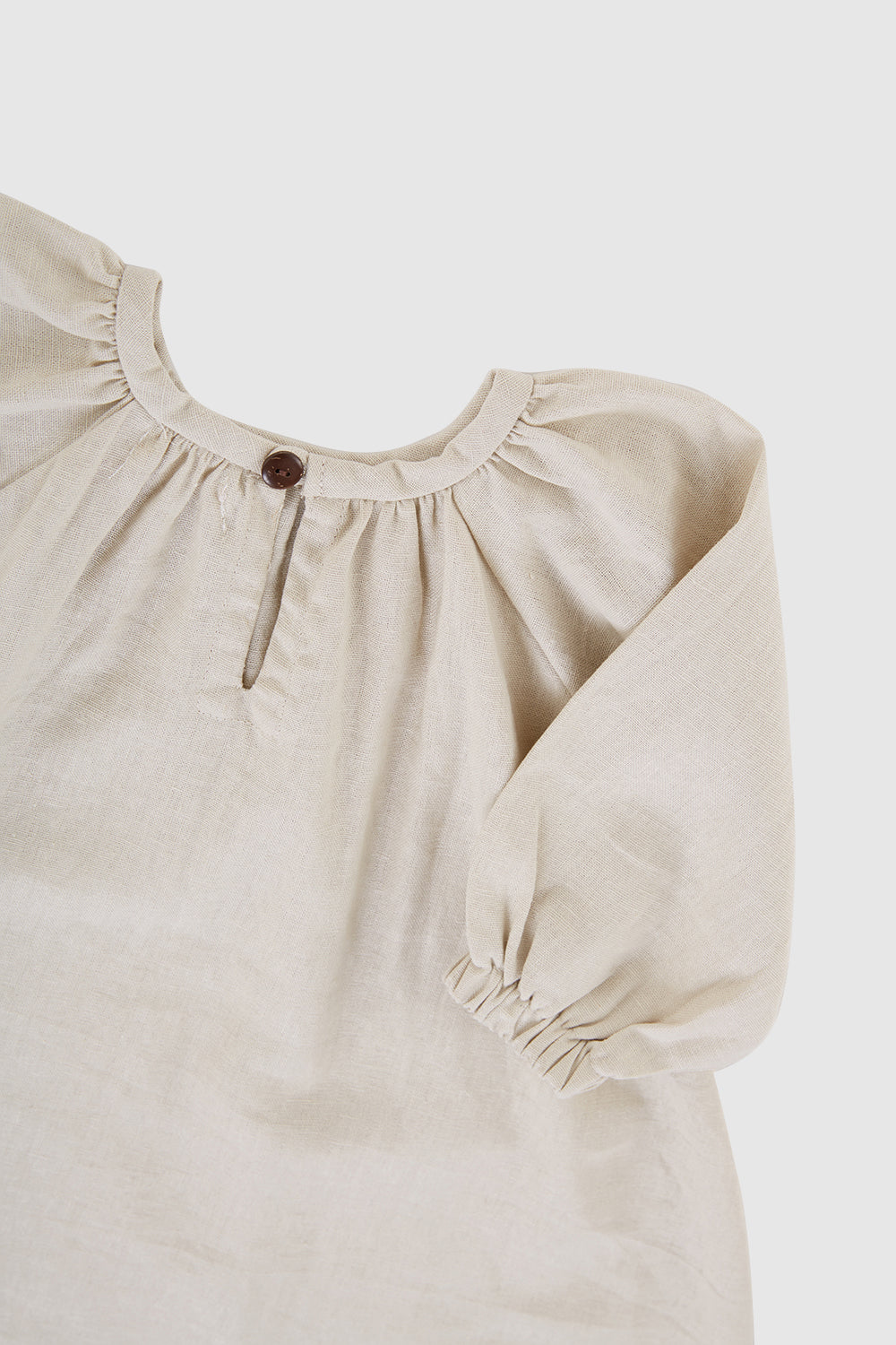 Meadow Baby Padma Dress In Oat