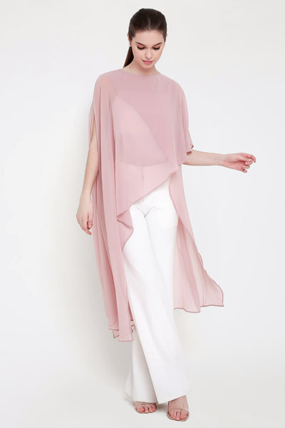 Daya Top in Pink
