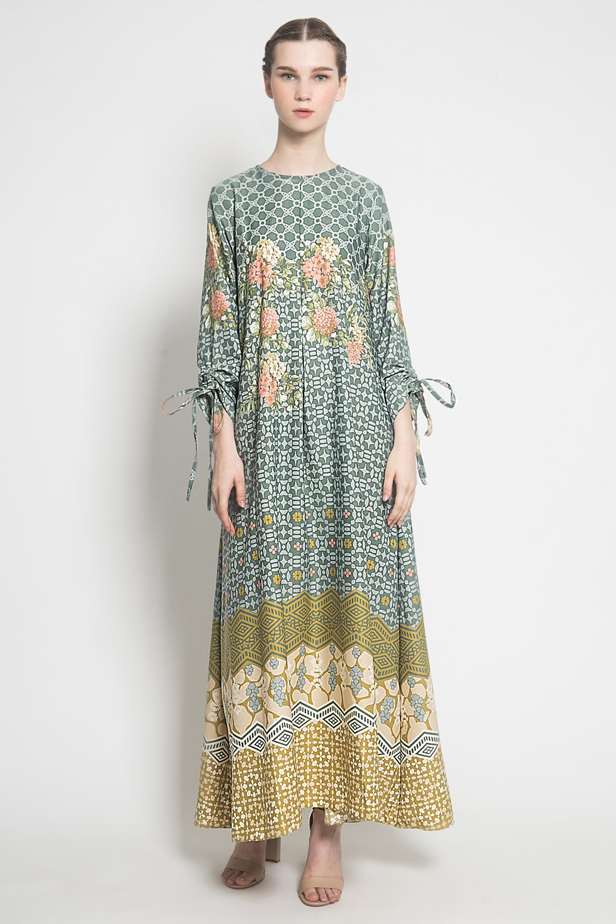 Degrassi Maxi Dress in Tosca