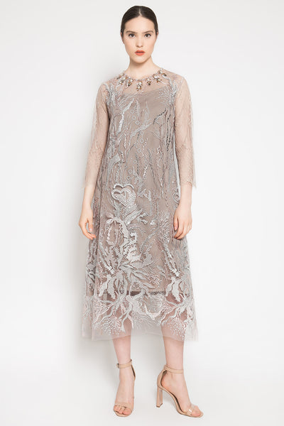 Zoe Dress in Dusty