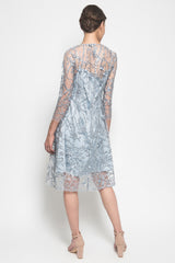 Adara Official Calianda Dress in Ice Blue
