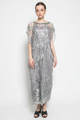 Tasyana Dress in Grey