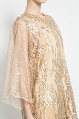 Kara Outer Dress in Gold