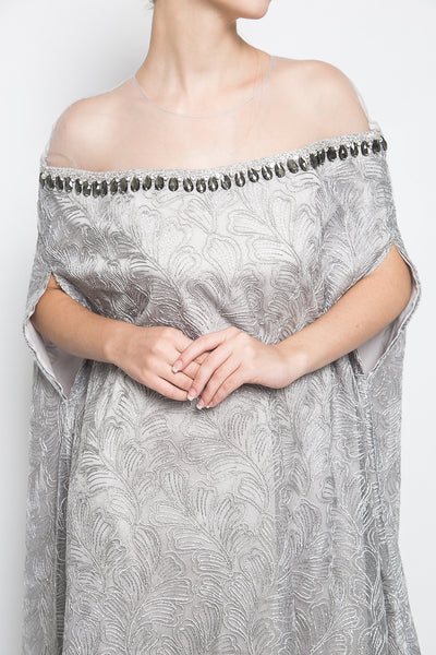 Sabina Dress in Grey