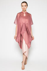 Amara Kaftan In Dusty Rose