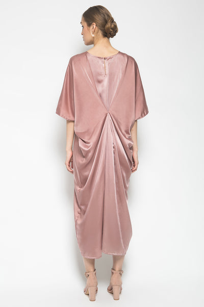 Alaya Caftan in Rose