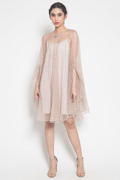 Paz Dress in Latte