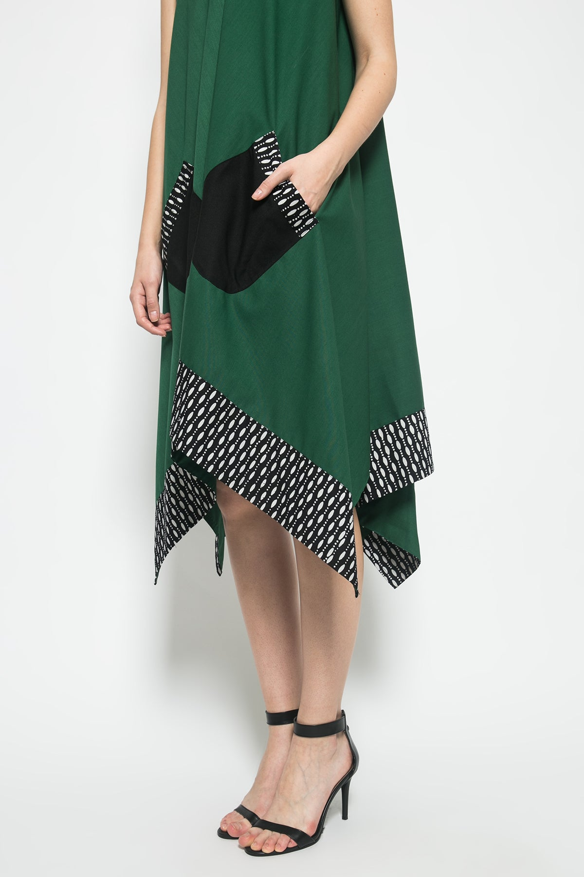 Awra Dress in Green