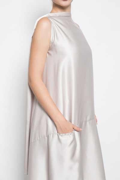 Bypozo Damien Dress in Light