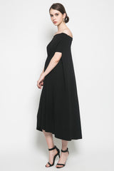 Coucou Off Shoulder Dress