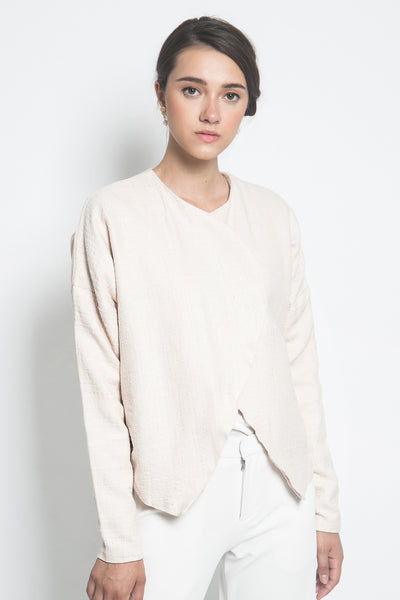 Bypozo Yori Outer in Blush