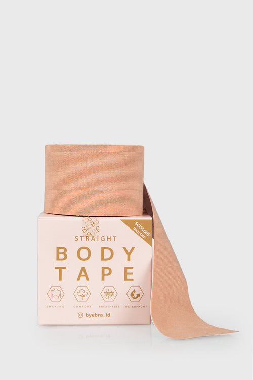 Body Tape Kit in Nude