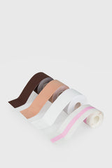 Body Tape Kit in Transparent