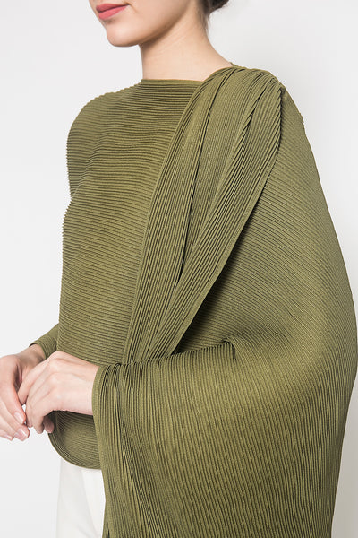 Sabba Outer in Olive