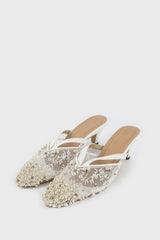 Adhara Shoes in White