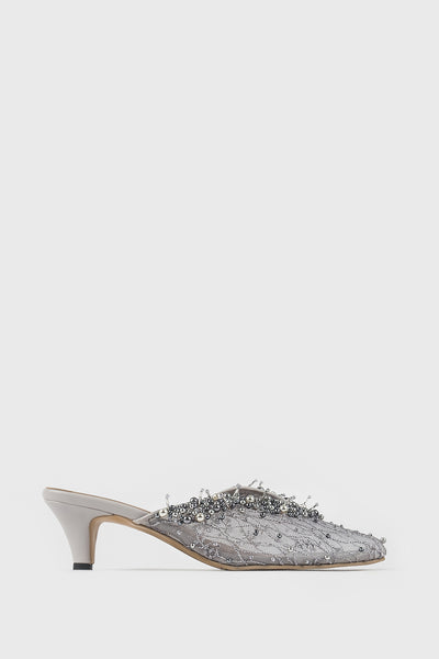 Callista Shoes in Grey