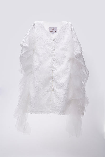 Ardina Tunic in White