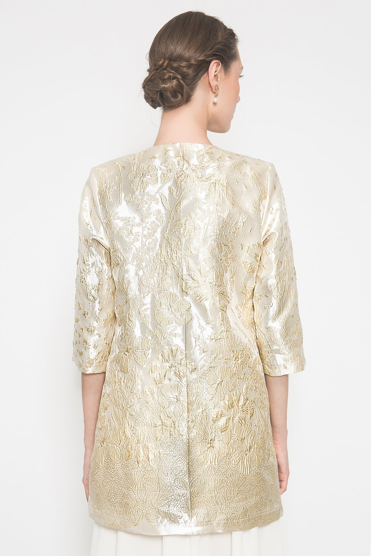 Blooming Outer in Gold