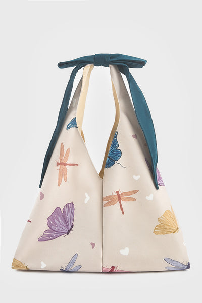 Butterfly Ribbon Bag