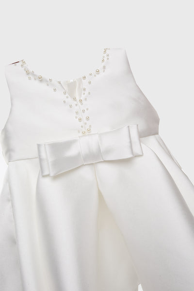 Janice Dress in White