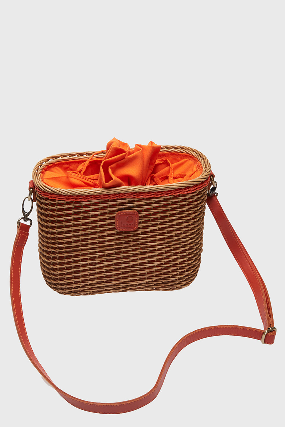 Cole Bag in Orange