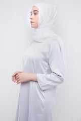 Dalia Scarf in White