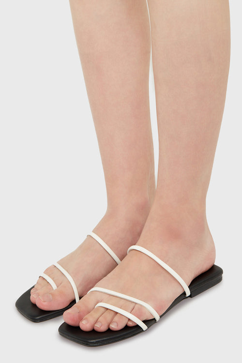 Bien Sandals in White