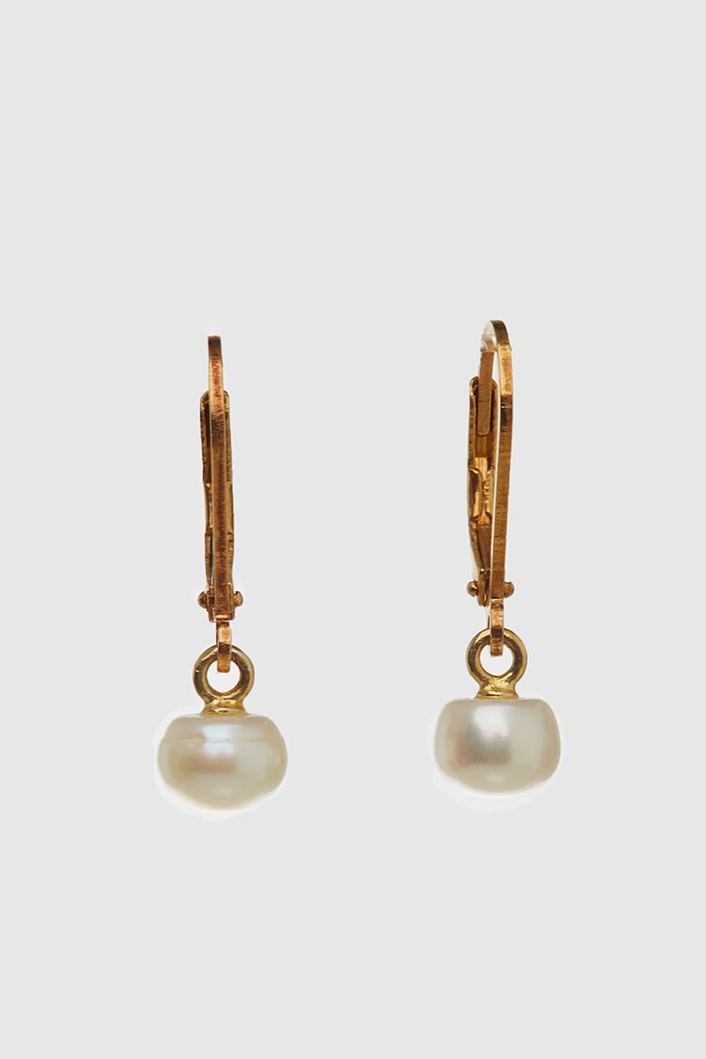 Marlow Pearl Earrings