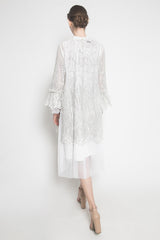 Shaja Dress in White