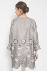 Kirai Top in Grey