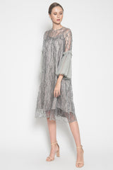 Linka Dress in Grey