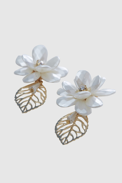 Tierra Flower Earrings
