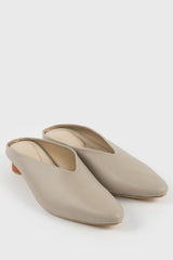 Esmé Zach Shoes in Light Grey