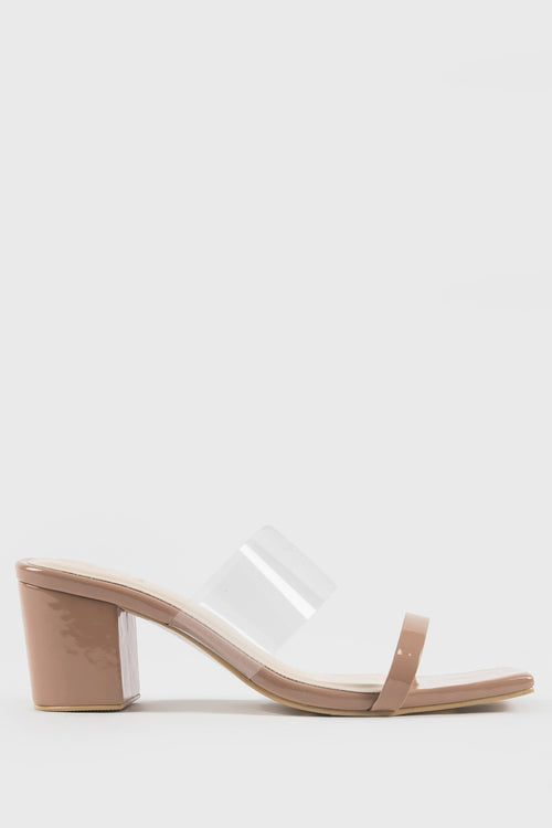 Esmé Jack Shoes in Nude