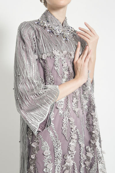 Magnolia Lace Tunic in Lilac