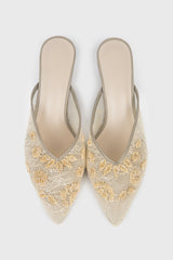 Havar Shoes in Cream