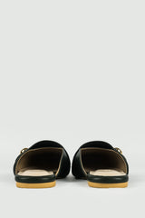 Esmé Talia Shoes in Black