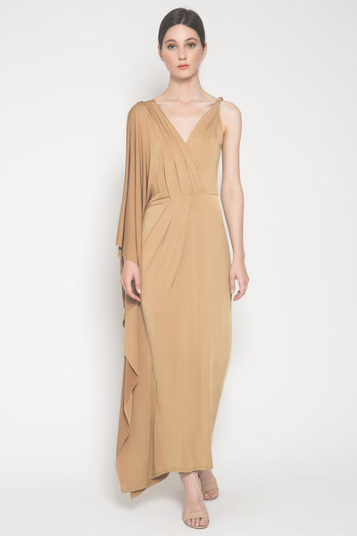 Chopra Dress in Gold