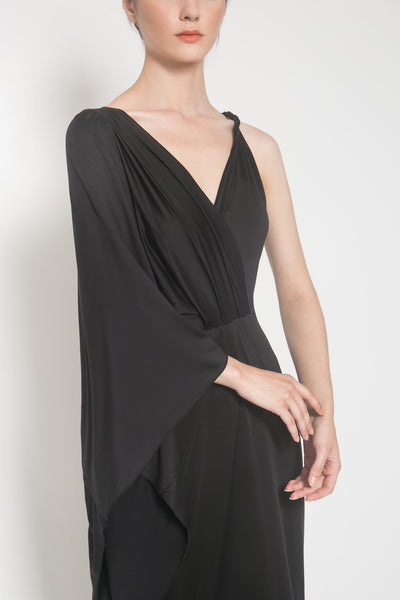 Chopra Dress in Black