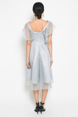 Vezzo Studio Adrianne Midi Dress