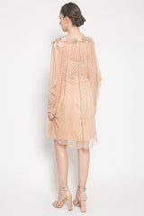 Blossom Dress in Bronze