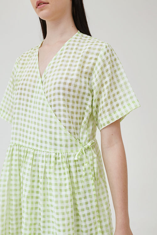 Melon Dress in Green