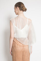 Perla Top in White