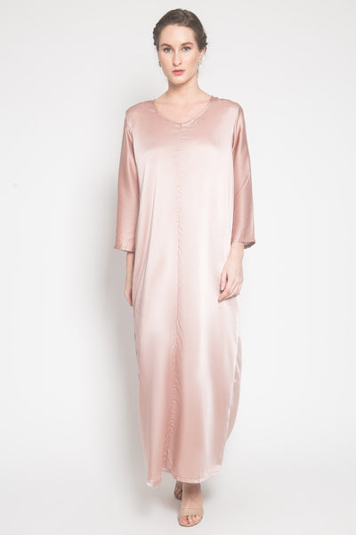 Zumi Inner Dress in Dusty Pink