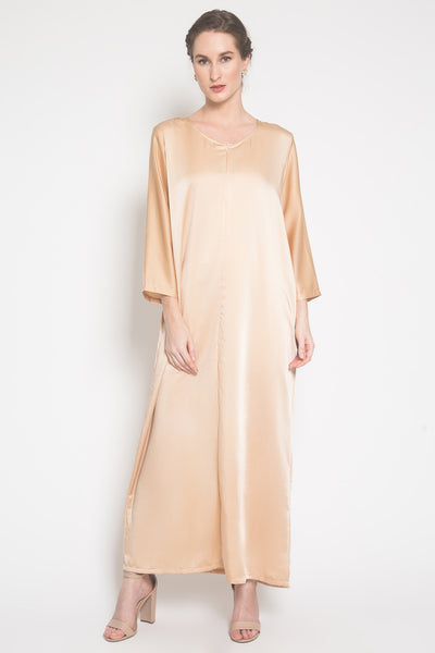 Zumi Inner Dress in Gold