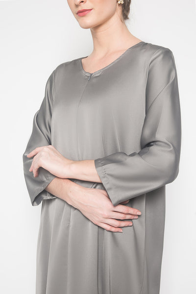 Zumi Inner Dress in Deep Grey
