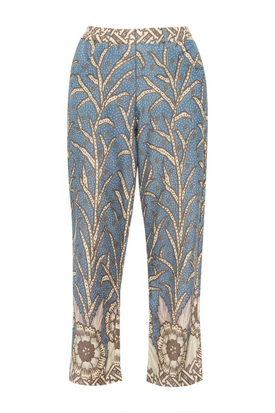 Ratika Pants in Nude Indigo