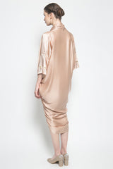 Esmee Dress in Champagne