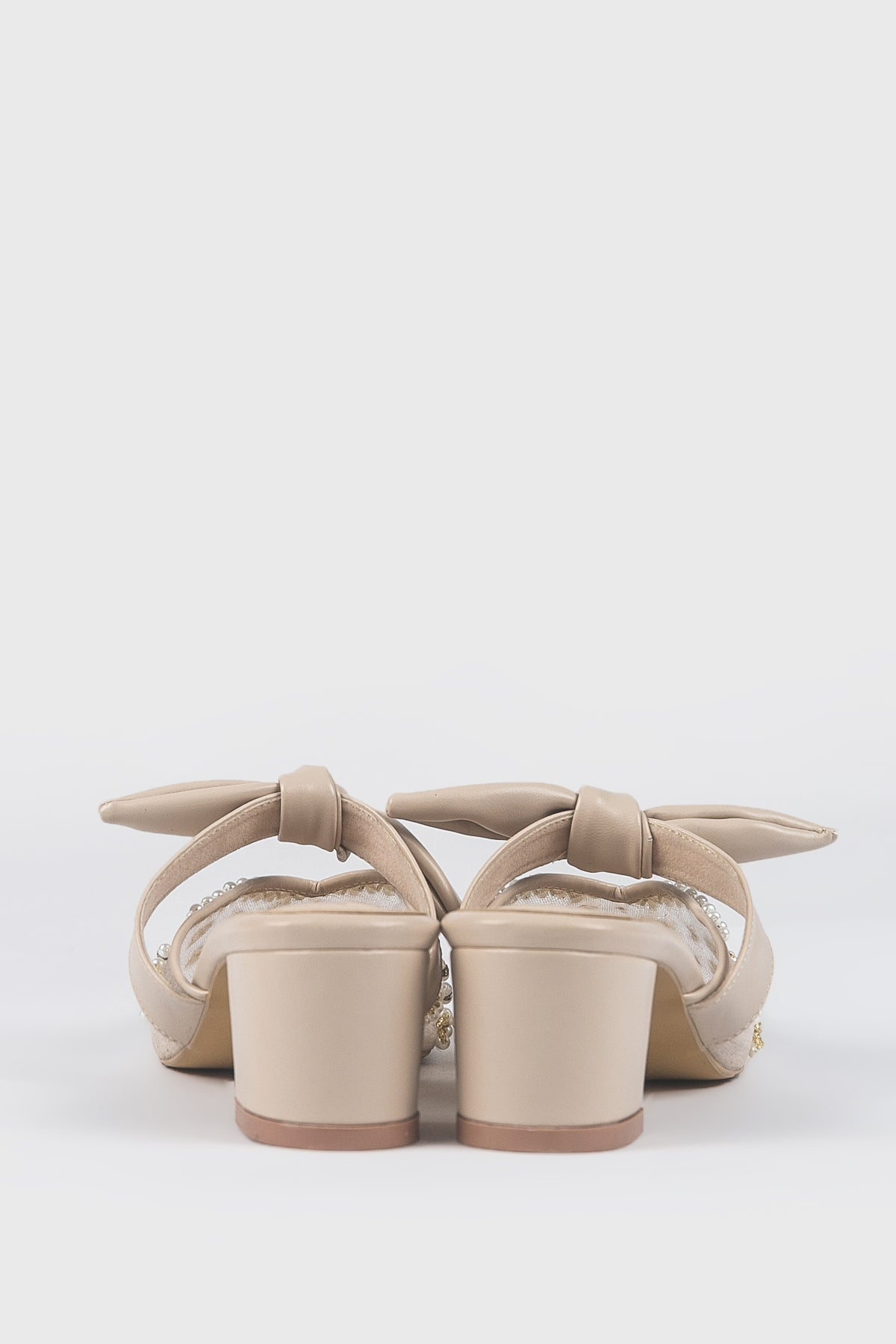 First Love Shoes in Nude